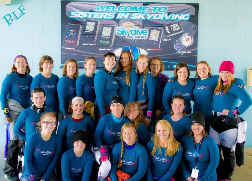 Ladies of Skydiving